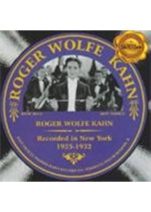 Roger Wolfe Kahn - New York 1925-1932 (Music CD)