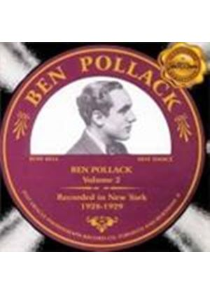 Ben Pollack - 1928-1929 Vol.2 (Music CD)