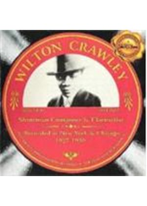 Wilton Crawley - Showman Composer And Clarinetist (Music CD)