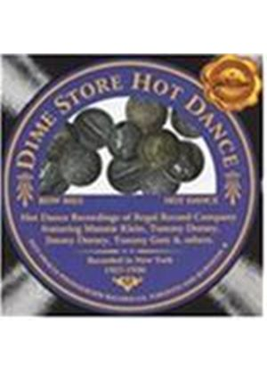 Various Artists - Dime Store Hot Dance 1927-1930 (Music CD)