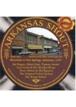 Various Artists - Arkansas Shout (Music CD)