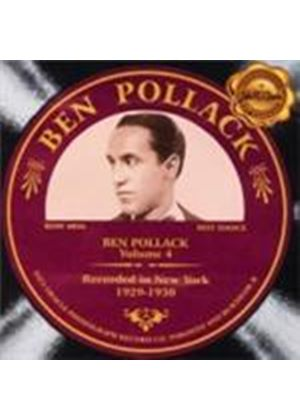 Ben Pollack - 1929-1930 Vol.4 (Music CD)