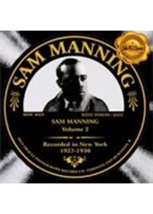 Sam Manning - Sam Manning Vol.2 (Music CD)