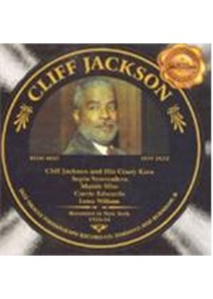 Cliff Jackson - Hot Jazz 1926-1934 (Music CD)