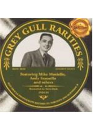 Various Artists - Grey Gull Rarities (Music CD)