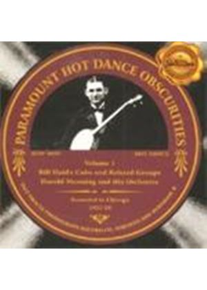Various Artists - Paramount Hot Dance Obscurities Vol.1 (Music CD)