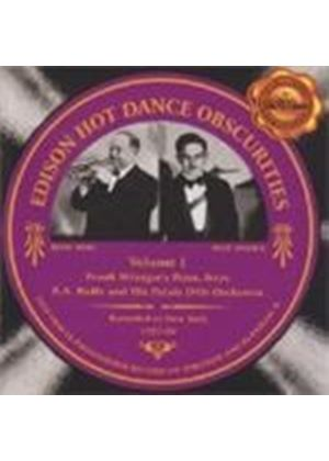 Frank Winegar & B.A. Rolfe - Edison Hot Dance Obscurities Vol.1 (Music CD)