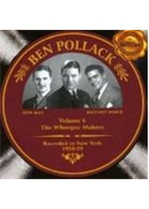 Ben Pollack - Vol.6 The Whoopee Makers (Music CD)