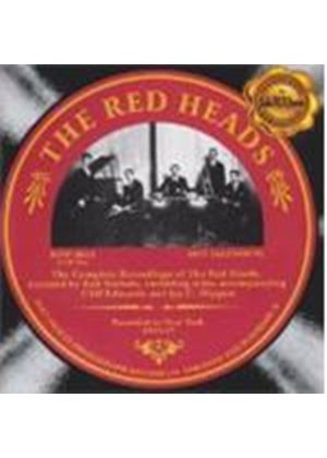Red Heads (The) - Complete Recordings (1925-1927) (Music CD)