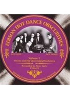 Oreste & His Queensland Orchestra - Edison Hot Dance Obscurities Vol.2 1926-1929 (Music CD)