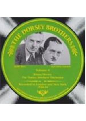 Dorsey Brothers (The) - Recorded In New York Vol.4 (Music CD)