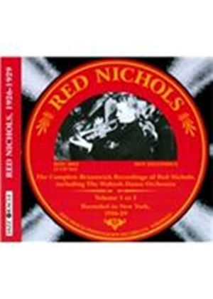 Red Nichols - Complete Brunswick Sessions, Vols. 1-3 (Music CD)