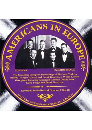 Various Artists - New Yorkers (Americans in Europe) (Music CD)