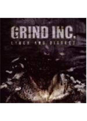 Grind Inc - Lynch And Dissect (Music CD)