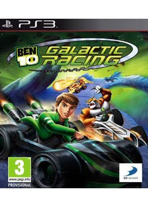 Ben 10 - Galactic Racing (PS3)