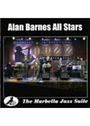 Alan Barnes All Stars - The Marbella Jazz Suite