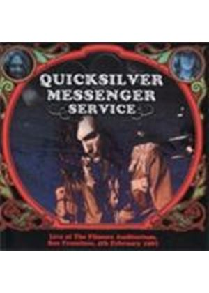 Quicksilver Messenger Service - Live At The Filmore Auditorium (San Francisco 4th Feb 1967) (Music CD)