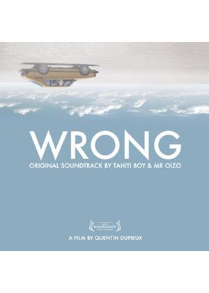 Mr. Oizo - Wrong [Original Motion Picture Soundtrack] (Original Soundtrack) (Music CD)
