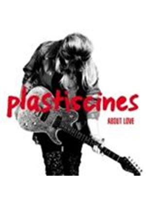 Plastiscines - About Love (Music CD)