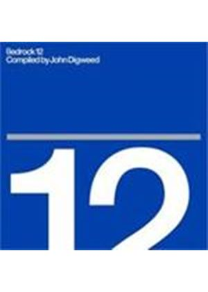 Various Artists - Bedrock Vol.12 (Compiled By John Digweed) (Music CD)