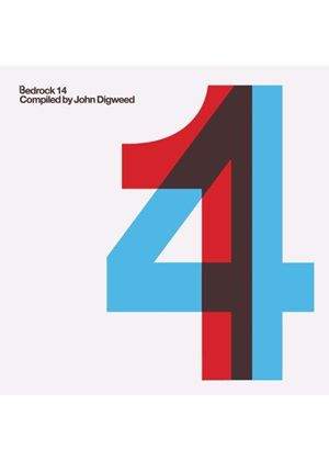 John Digweed - Bedrock 14 (Music CD)