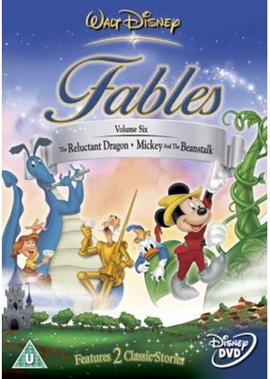 Walt Disneys Fables - Vol. 6 (Animated)