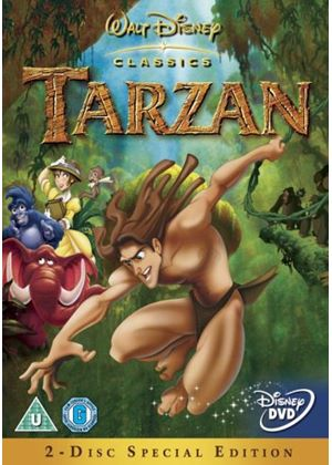 Tarzan (2 Disc Special Edition) (Disney)