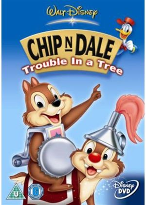 Chip 'n' Dale - Trouble In A Tree