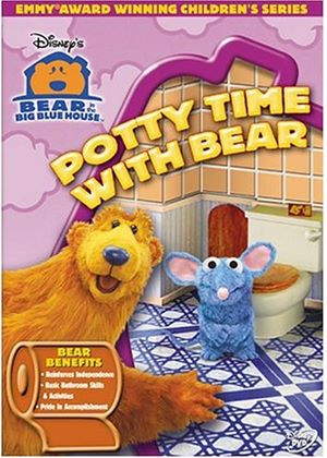 Bear In The Big Blue House - Potty Time