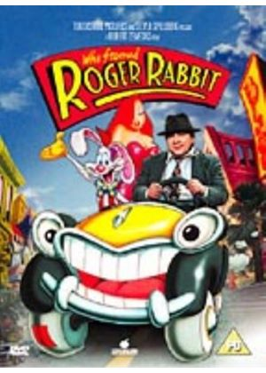 Who Framed Roger Rabbit?  (Live Action / Animated)