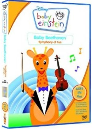 Baby Einstein - Baby Beethoven Symphony Of Fun