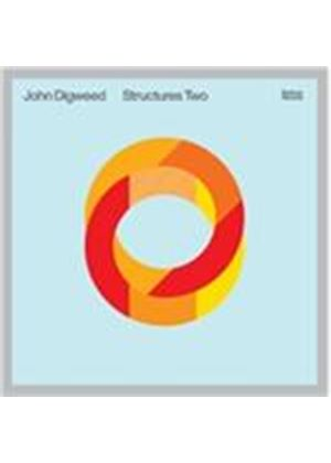 John Digweed - Structures, Vol. 2 (Mixed by John Digweed) (Music CD)