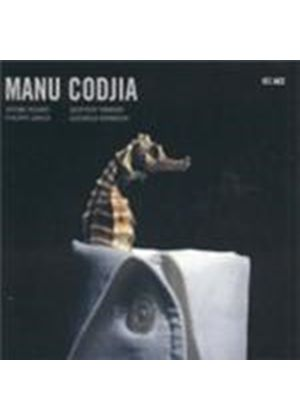 Manu Codjia - From The Outset (Music CD)