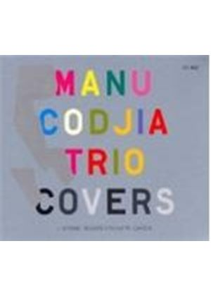 Manu Codjia - Trio Covers (Music CD)