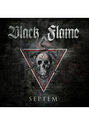 Black Flame - Septem (Music CD)