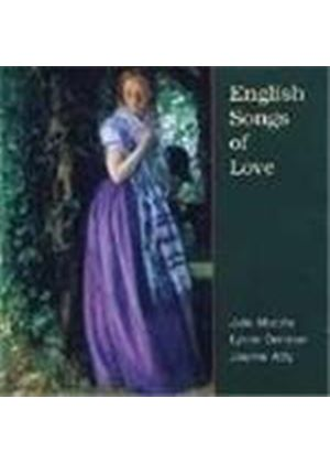 Various Artists - English Songs Of Love