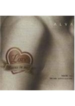 Alva - Love Burns In Me (Music CD)