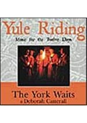 York Waits & Deborah Caterall - Yule Riding
