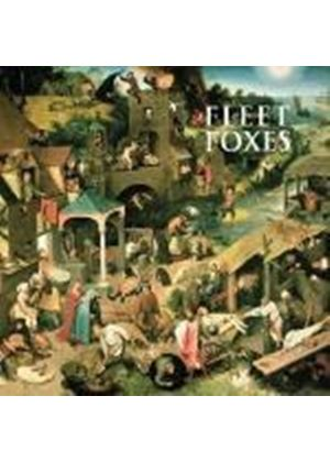 Fleet Foxes - Fleet Foxes (Special 2 CD Edition) (Music CD)
