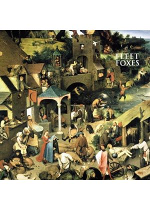 Fleet Foxes - Fleet Foxes (Music CD)
