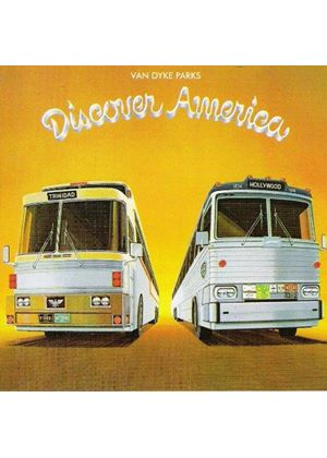 Van Dyke Parks - Discover America (Music CD)