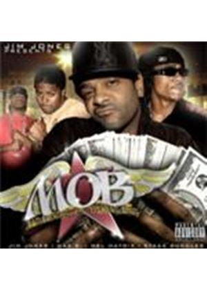 JIM JONES - Presents Mob-Members Of Byrdgang