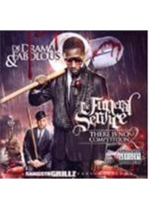 DJ Drama & Fabolous - There Is No Competition Vol.2 (Music CD)