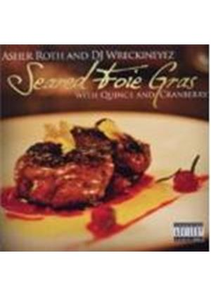 Asher Roth - Seared Foir Gras With Quince And Cranberry (Music CD)