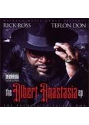 Rick Ross - Albert Anastasia EP, The (The Prequel To Teflon Don) (Music CD)