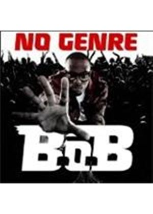 B.o.B - No Genre (Music CD)