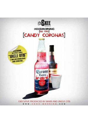 Game - Hoodmorning (No Typo) (Candy Coronas) (Music CD)