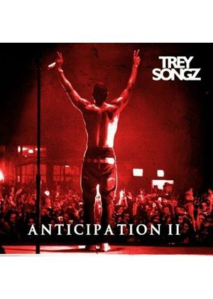 Trey Songz - Anticipation, Vol. 2 (Mixed by Trey Songz) (Music CD)