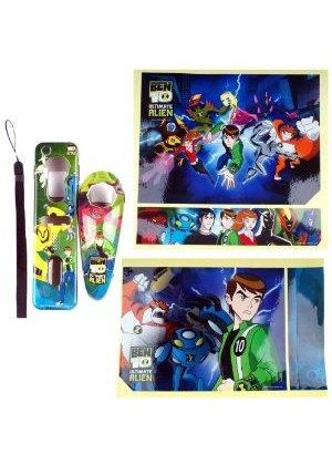 Ben 10 Ultimate Alien 5-in-1 Accessory Pack (Wii)