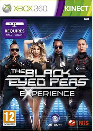The Black Eyed Peas Experience - Kinect (XBox 360)